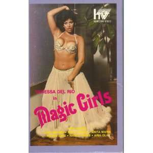 Magic Girls: Vanessa Del Rio: Movies & TV