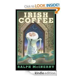 Irish Coffee A Mystery Set at the University of Notre Dame (Mysteries