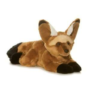 Aurora Plush Bat Eared Fox   12 Toys & Games