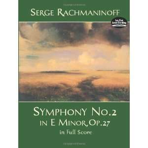 Music Scores) (9780486406299): Serge Rachmaninoff, Music Scores: Books