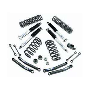 Pro Comp K3052B 5 Lift Kit with Coil and ES9000 Shocks for Jeep YJ