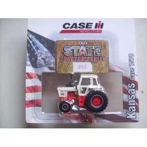 Ertl Case IH State Tractor Series Kansas Case 1570 Toys & Games