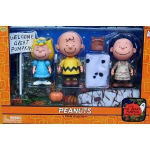 Great Pumpkin Charlie Brown Action Figure Box Set, Pig Pen