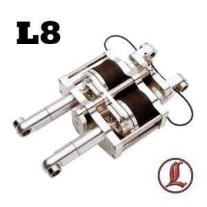 CYCLE AIR SUSPENSION HARLEY SOFTAIL 1989 1999 L8 MACHINED Automotive