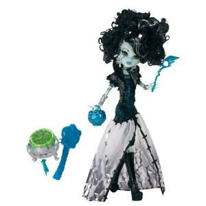 Monster High Ghouls Rule Frankie Stein Doll Toys & Games