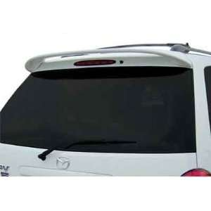 Mazda 2000 2005 Mpv Factory Roof Style Spoiler Performance