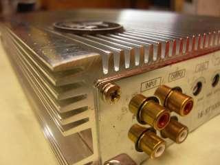 Memphis Amp 1000 Watt Amplifier Subwoofer Sub Audio ST 1000D Old