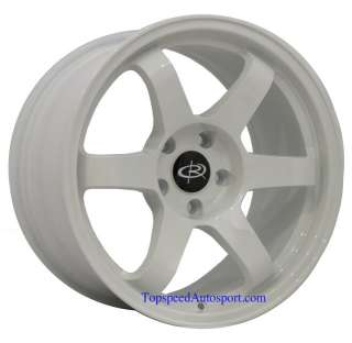 17 Rota Wheels 17x9 GRID W 5x100 +42 05 06 07 Legacy