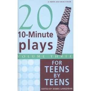 Teens, Volume 3 (Young Actor) (9781417773770): Debbie Lamedman: Books