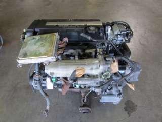 Honda Civic B16A OBD1 Engine Hydro Manual Transmission B16 B18C B18