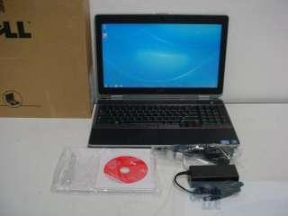 DELL 469 0253 LATITUDE E6520 NOTEBOOK CORE I7 2620M 2.7GHZ 2GB 320GB