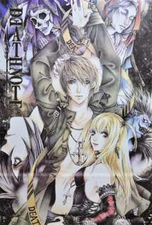 Death Note Japanese Poster 23x35 Anime 649m L Kira Misa