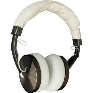 New Nixon Nomadic metal white On Ear Stereo Headphone