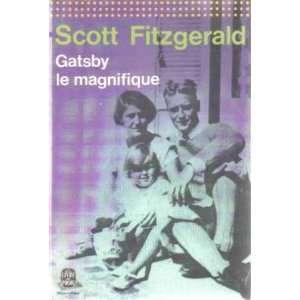 Gatsby le magnifique: Fitzgerald Scott: Books