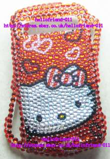 NEW Hello kitty BLing Full Case Cover For Samsung Admire Vitality R720