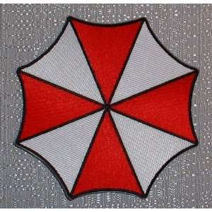 EVIL Large Sz UMBRELLA Corporation Logo PATCH: Everything Else