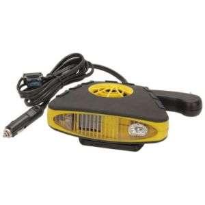 12 Volt Rubberized Heater with Fan