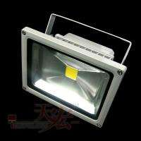 20W White High Power Waterproof Outdoor Flood LED Light