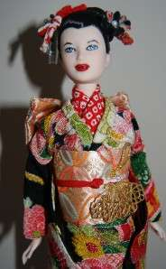 ARTIST OOAK JAPANESE BARBIE