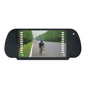 7 inch Car Rear view Mirror Camera(SY 7088) Everything