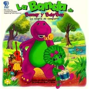 LA Banda De Barney Y Baby Bop LA Alegria De Compartir