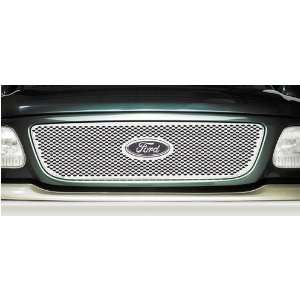 Putco Racer Grille Insert   Stainless, for the 2005 Ford