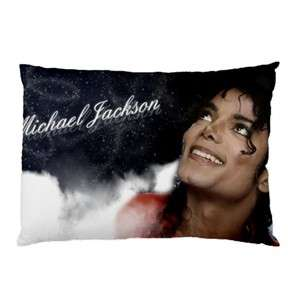 Eternal Michael Jackson Collectible Rare Photo Art Pillow Case 1 Side