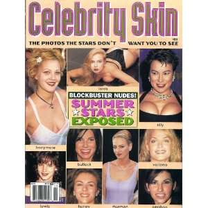 59 Drew Barrymore, Sandra Bullock, Traci Lords: Celebrity Skin: Books