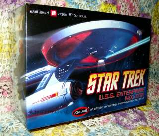 Star Trek USS Enterprise NCC 1701 Model Kit