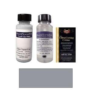 1 Oz. Medium Gray Metallic Paint Bottle Kit for 1980