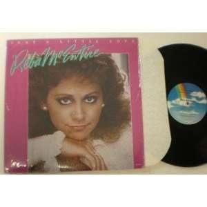 Reba McEntire, Just a Little Love   Vinyl LP Record Books