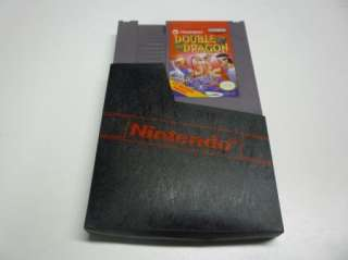 Double Dragon Nintendo Nes Game Catridge ONly 31719198832