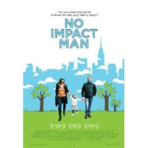 No Impact Man: The Documentary Movie Poster (11 x 17