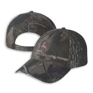 Realtree Hardwoods Camo LED Cap