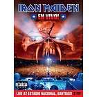 iron maiden en vivo live santiago 2011 2 dvd set
