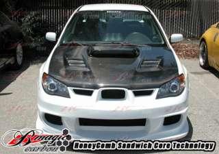 06 07 Subaru Impreza WRX Sti JDM i Spec Front Bumper
