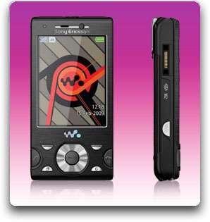 Sony Ericsson W995a Walkman Unlocked Phone with 3G, 8.1 MP