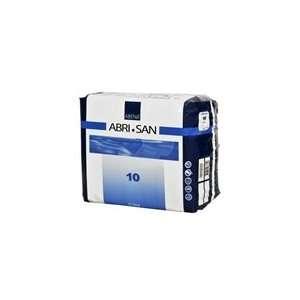 Abena Abri San Premium Pads   14 x 27.5   Blue 10   84