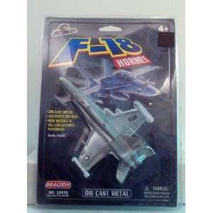 Realtoy F 18 Hornet Diecast Toys & Games