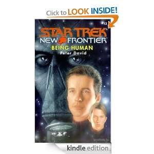 Being Human (Star Trek New Frontier) Peter David  Kindle