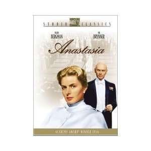 America] Ingrid Bergman, Yul Brynner, Anatole Litvak Movies & TV