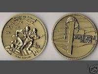World War II Veteran Military Challenge Coin WW Vet St
