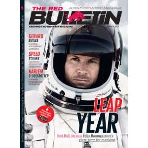 2012   Leap Year (Red Bull Stratos Felix Baumgartners giant leap for