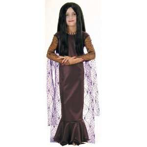 The Addams Family Mortica Child Costume: Toys & Games