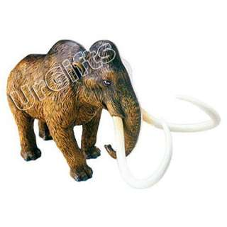 4D Vision Puzzle Woolly Mammoth Animal Anatomy 3D Model