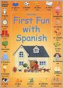 First Fun with Spanish Heather Amery