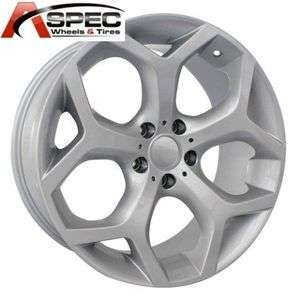 20 STAGGERED Y SPOKE WHEELS RIM FIT BMW X5 35D X6 35I