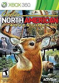 Cabelas North American Adventures Xbox 360, 2010
