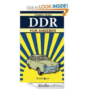 für Angeber (German Edition): Thomas Wieke:  Kindle Store