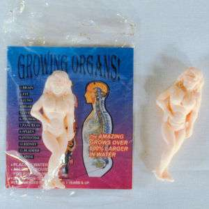 AMAZING GROWING WOMAN women gag grow gil lady gift